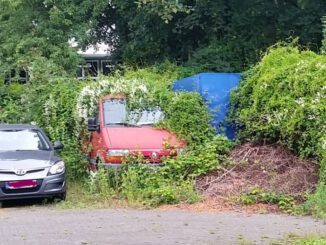 Gladbeck: Transporter aus dem Märchen