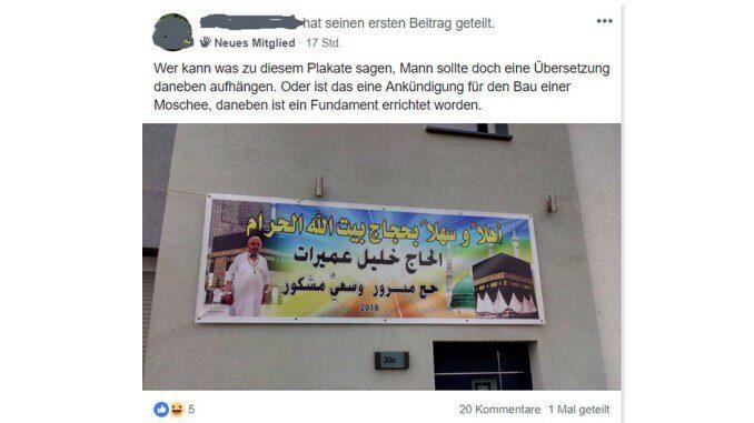 """Mekka: """"Unterschwellige Angst"""" der Gladbecker?"""