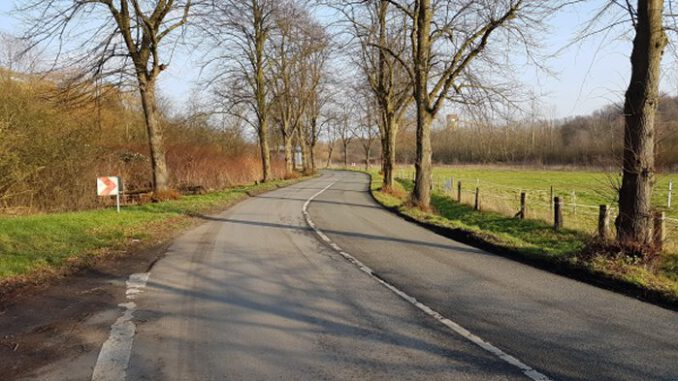 Welheimer Straße soll ausgebaut werden