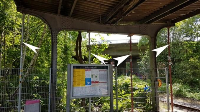 Bahnhof-Ost