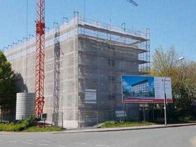 Sanierung des Rockwool-Gebäudes