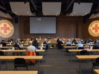Kreisversammlung des DRK-Gladbeck tagte in der Stadthalle