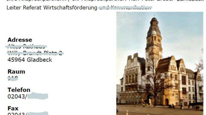 Bürgermeisterin ordnet ihren engeren Dienstbereich neu. Breßer-Barnebeck verlässt das Rathaus mit anderen Aufgaben.