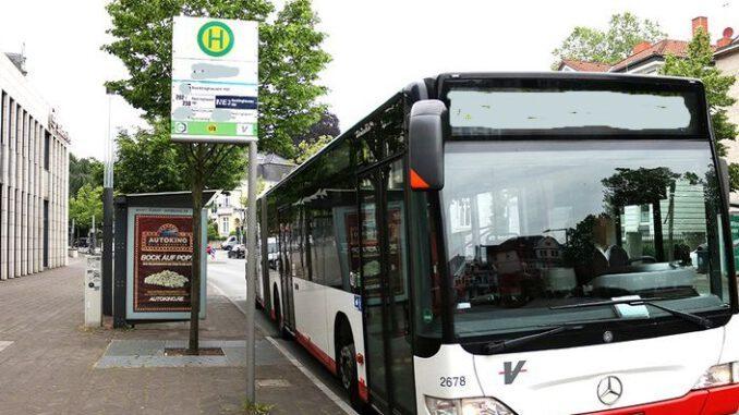 Fahrplanwechsel: Die Linie 254 in Gladbeck fährt 11 Min. später. Der 254er hält wieder am Bahnhof-Zweckel. Andere Haltestellen fallen weg.