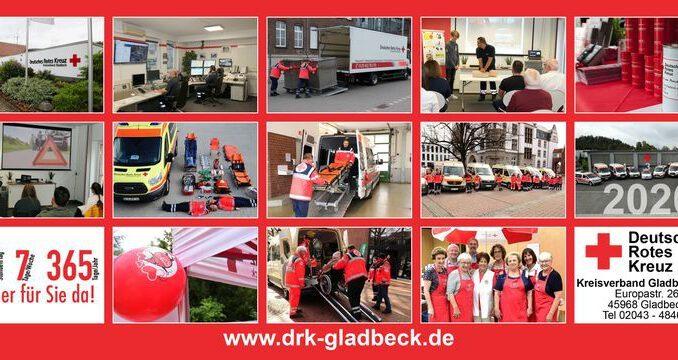 Ehrenamt DRK Gladbeck: Tag des Ehrenamtes #ehrenamtverdientrespekt
