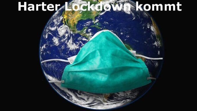 Der harte Lockdown kommt, Inzidenzwert in Gladbeck auf 242