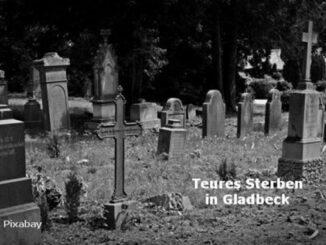 Hohe Friedhofsgebühren