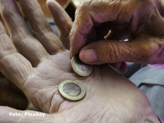 Armut - Altersarmut steigt