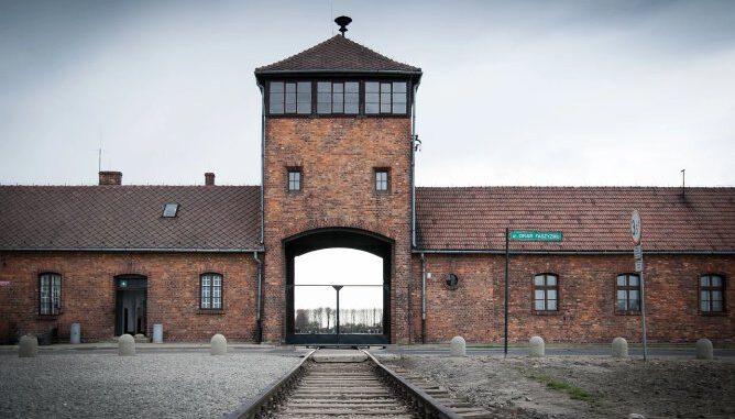 Befreiung von Auschwitz - Gedenkveranstaltung