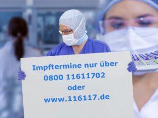 Keine Impftermine bei Kreisverwaltung