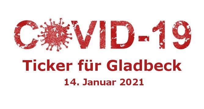 Aktuelle Covid-19-Nachrichten für Gladbeck