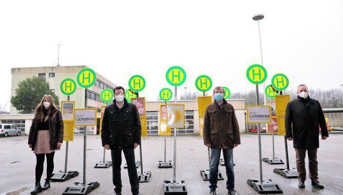"""Vestische spendet für """"Aktion Lichtblicke"""""""
