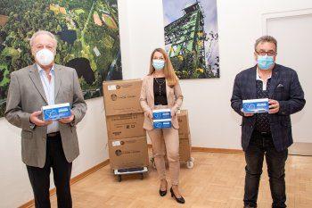 BIG e.V. spendet 10.000 Masken