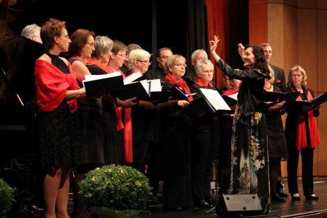 Kammerchor der Musikschule der Stadt Gladbeck