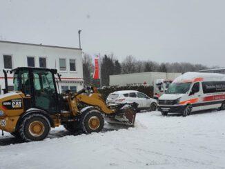 DRK Gladbeck: Bilanz der Winterwoche