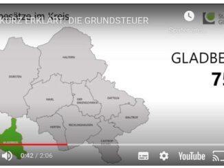 Mitteilungen der Stadtverwaltung Gladbeck