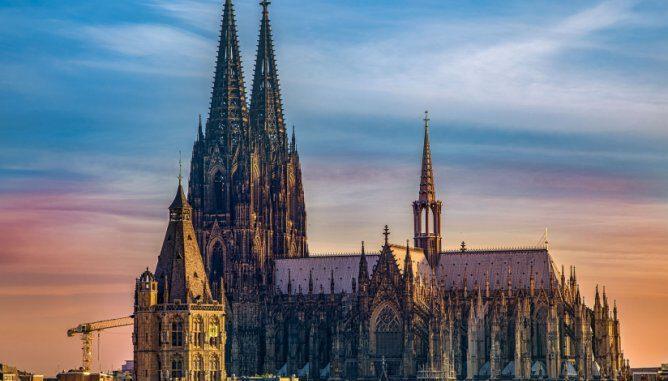 Kirchenaustritte in Köln. Kölner Dom