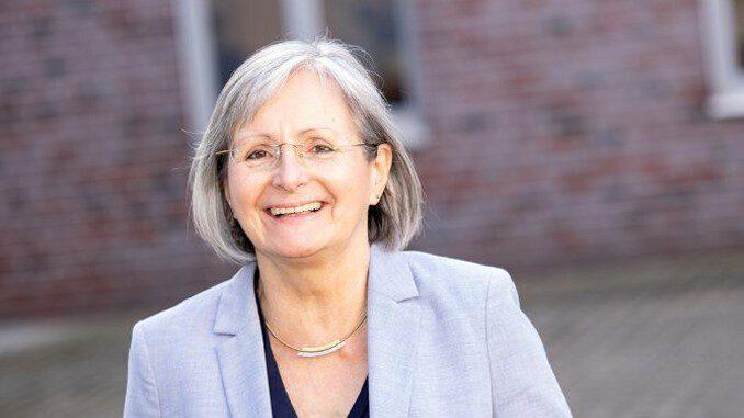 Abteilungsleiterin Sigrid Stienen geht in den Ruhestand