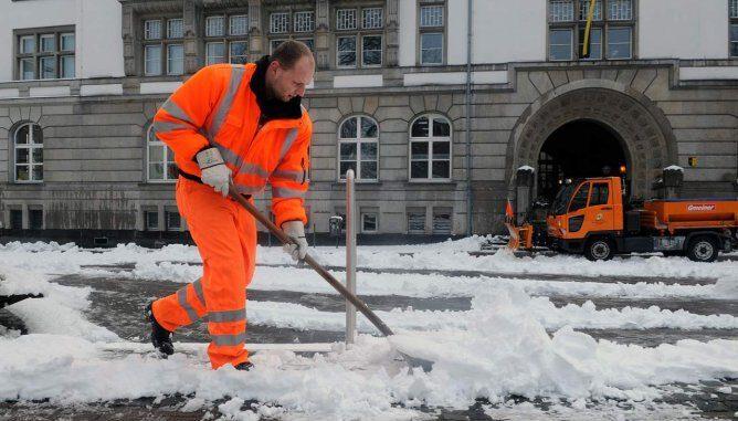 Gladbeck: Geballte Nachrichten - Winterdienst