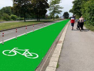 Gladbecks Grüne setzen sich für Pop-Up-Radwege ein und hoffen auf Unterstützung durch die Deutsche Umwelthilfe