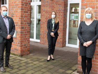 Stadtverwaltung zwei neue Amtsleiter