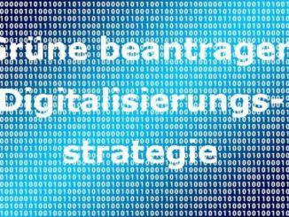 Grüne fordern Digitalisierungsstrategie