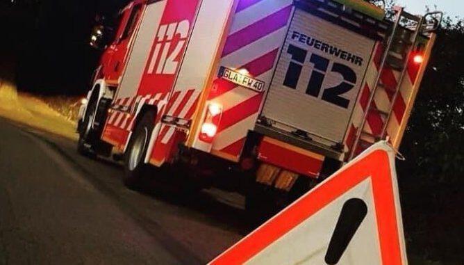 Einsatzreicher Abend für die Feuerwehr Gladbeck