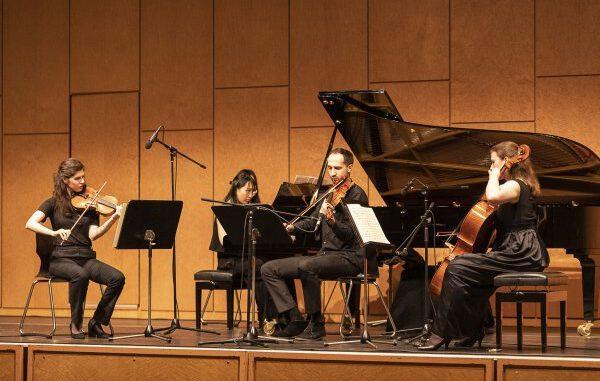 Konzert-Premiere in Gladbeck