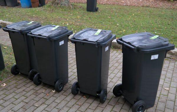 Müll: Ostern wirbelt Termine durch