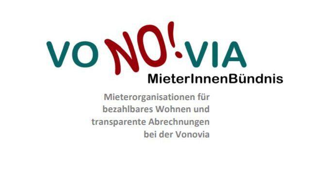 Vonovia - MieterInnenbündnis