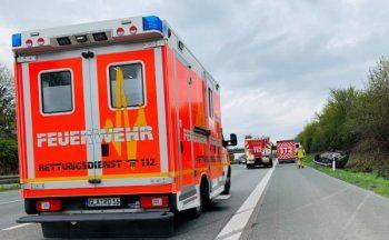 Einsatz der Feuerwehr Gladbeck