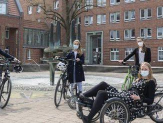 Gladfbeck will den Radverkehr aufpeppen