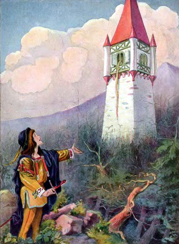 Aus Rapunzel wird in Gladbeck Glapunzel
