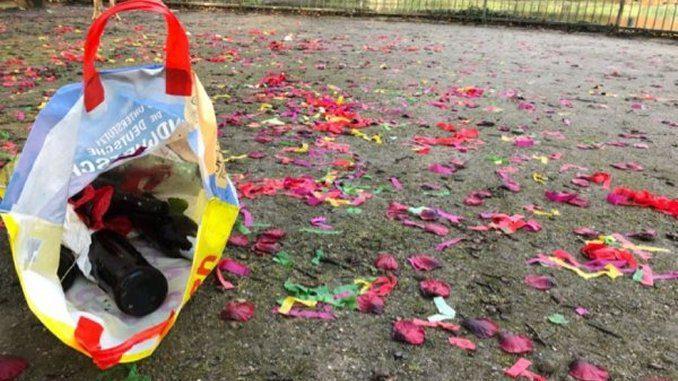 Gladbeck: Feiern hui - danach alles pfui!