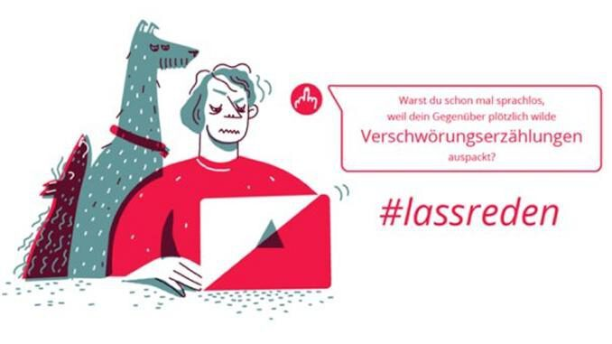#lassreden: Onlinespiel gegen Anti-Impf-Propaganda