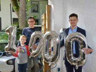 1.000 Autostromkunden in Gladbeck, Bottrop und Gelsenkirchen