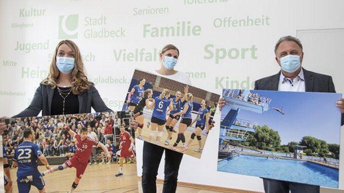 Auftaktgespräch mit Gladbecker Sportvereinen
