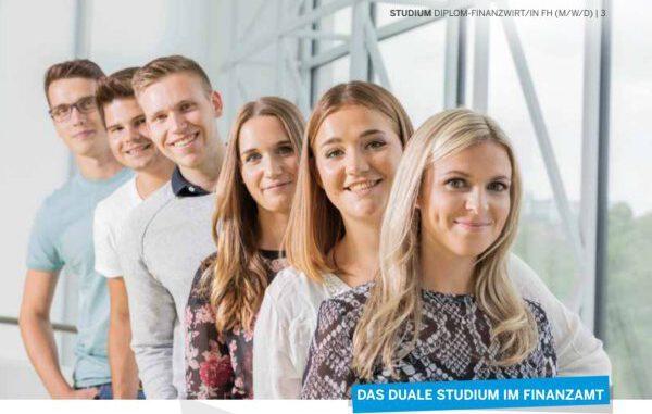 Finanzämter - Studien- und Ausbildungsplätze bei Finanzämtern