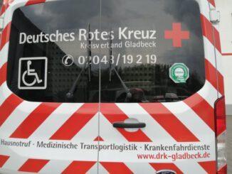DRK Gladbeck jetzt zertifiziert
