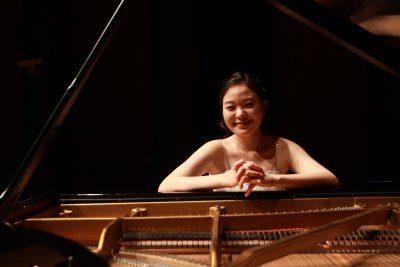 Eunjoo Kang beim Forum der Musikhochschulen in Gladbeck
