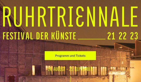 Ruhrtriennale 2021