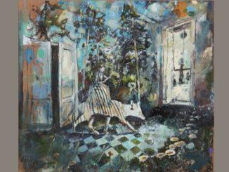 """Neue Galerie Gladbeck - """"Nachtland"""" von Simone Lucas"""