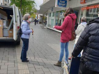 Gladbeck - Tag der Menschen mit Sehbehinderungen