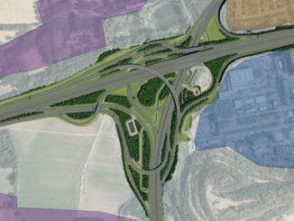 Autobahnkreuz A2 / A52