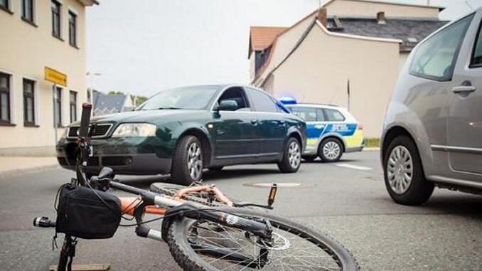 Fahrradunfälle in der Umgebung