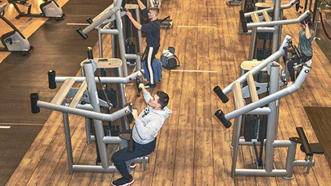 Da lacht der Bizeps - Fitnessstudios in Gladbeck wieder auf