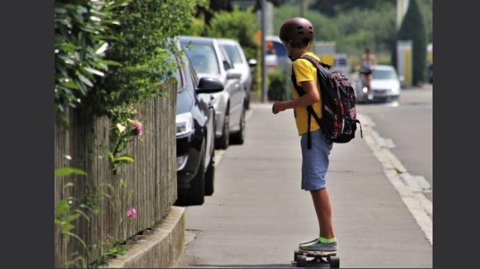 Wieder ein Überfall im Skaterpark