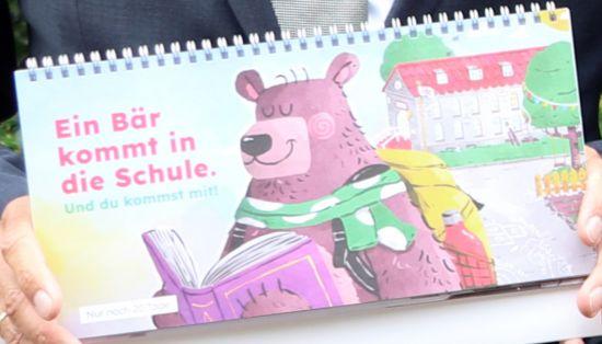 Kalender für künftige Erstklässler im Kreis Recklinghausen