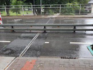 Brückensanierung beendet - Zweckeler Straße bald frei