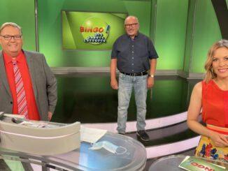 """Horst Helmich aus Gladbeck gewannin der TV-Show """"BINGO!"""""""